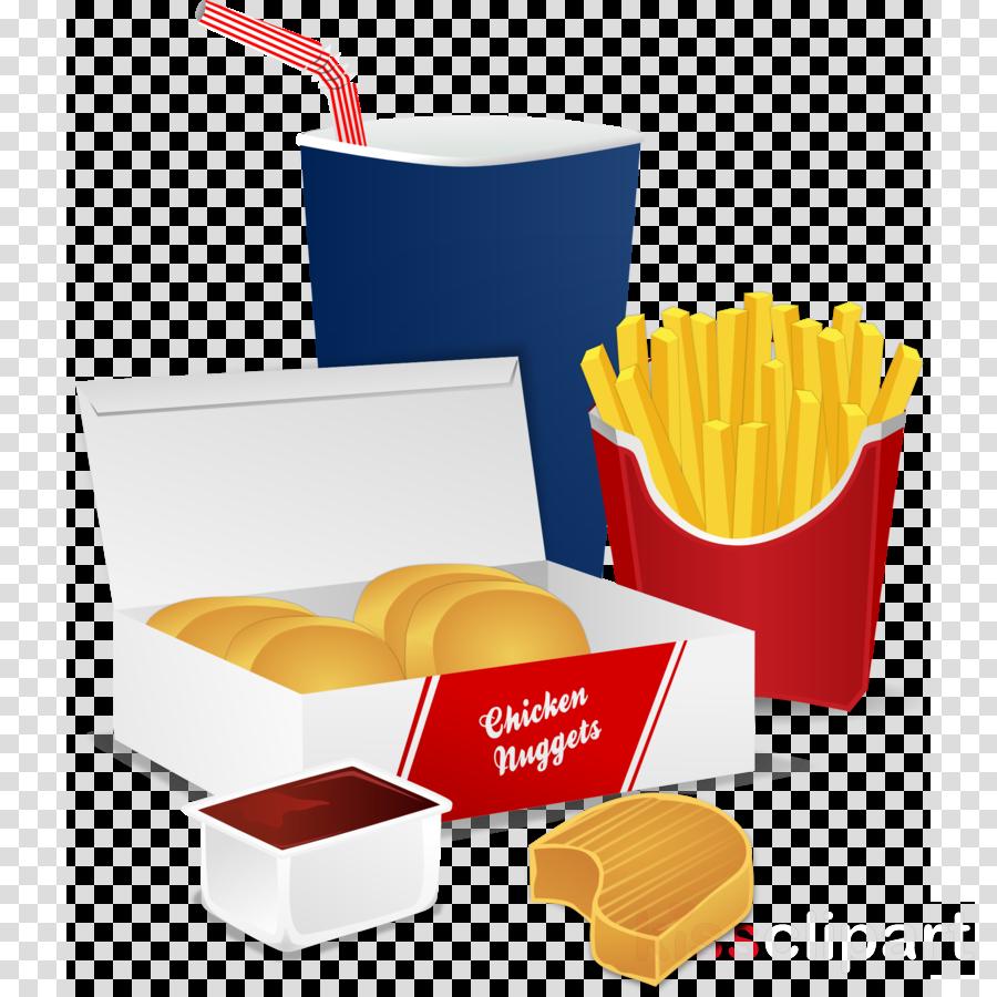 fast food clip art png clipart Hamburger Junk food Chicken nugget