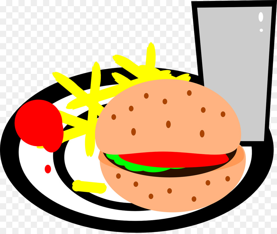 French Fries Clipart Hamburger Food Fruit Transparent Clip Art