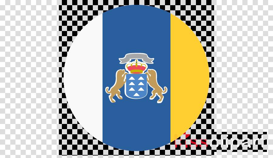 Canary Islands clipart Flag of the Canary Islands Emoji