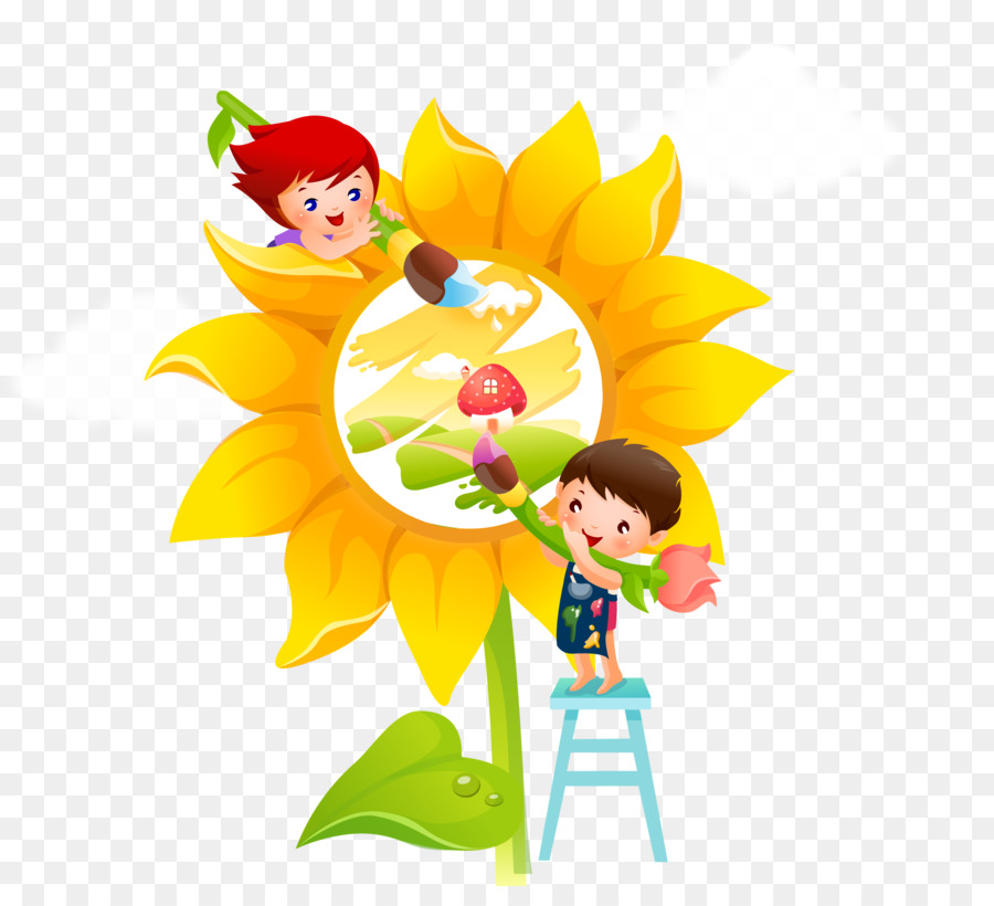 Bouquet Of Flowers Drawingtransparent Png Image Clipart Free Download