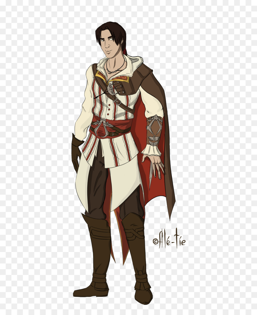 Ecio Auditore Clipart Ezio Auditore Assassin S Creed
