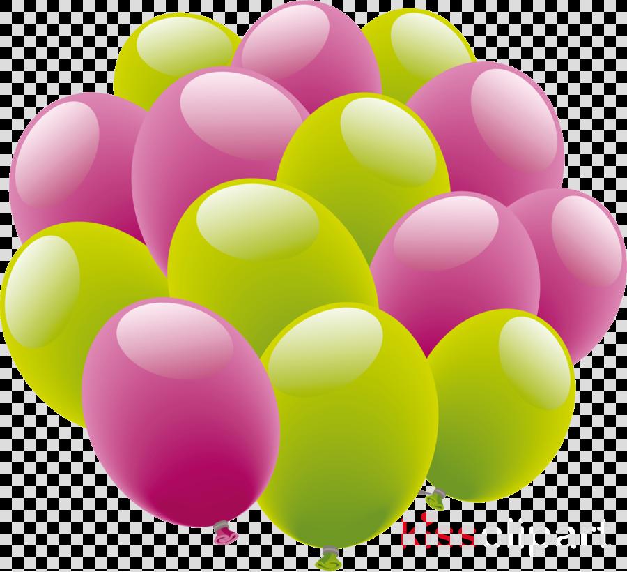 Balloon clipart Balloon Birthday Clip art