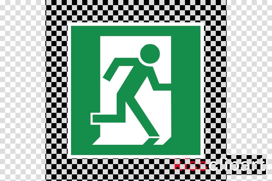fire exit signs clipart Emergency exit Exit sign Fire escape