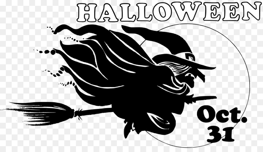 Halloween Black Bird Transparent Image Clipart Free Download