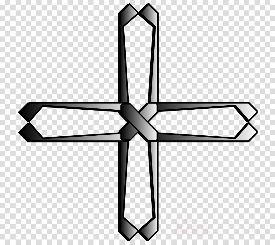 Cross Religion Line Transparent Image Clipart Free Download