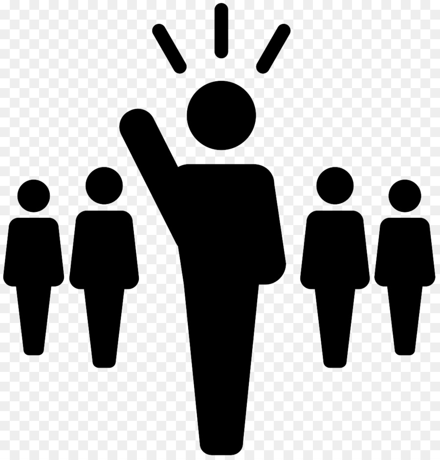 Business Background Clipart Leadership Business Text Transparent Clip Art