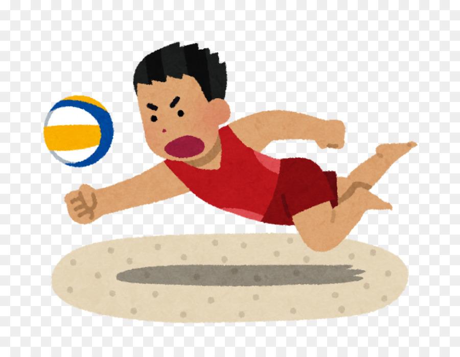 Volleyball Cartoon