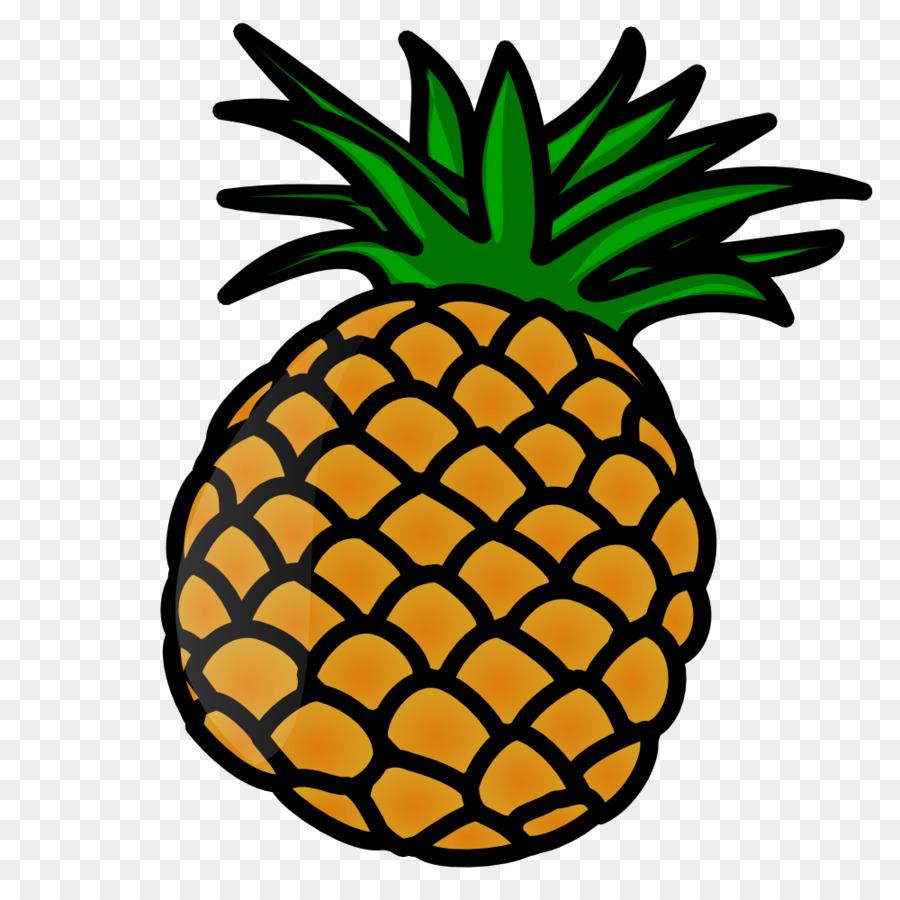 Pineapple Cartoon
