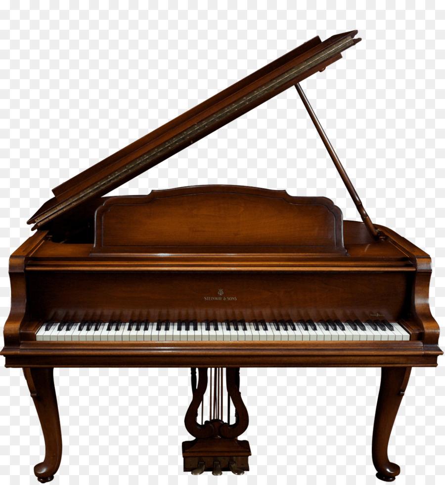 black grand piano clipart Grand piano Musical keyboard