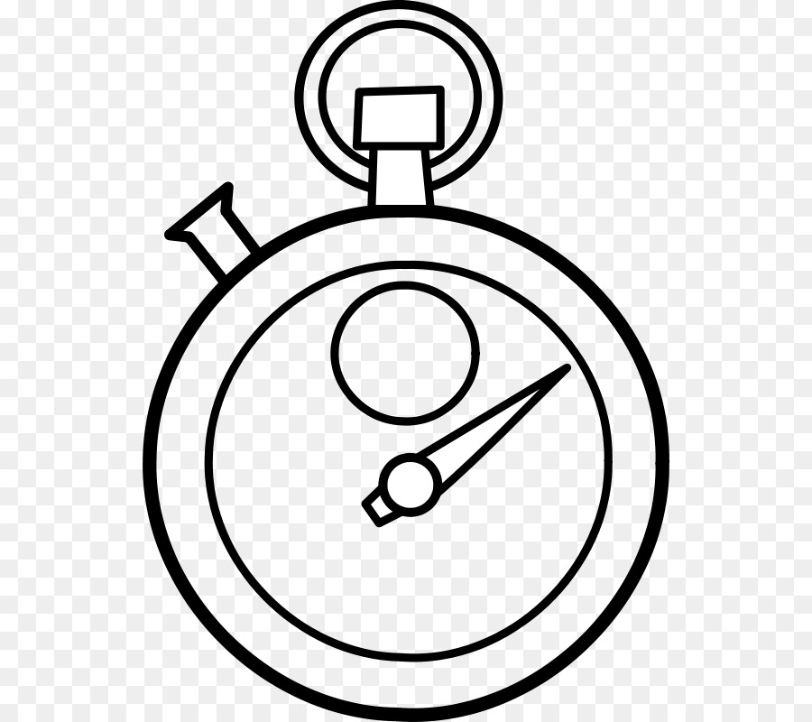Stopwatch, Clock, Watch, transparent png image & clipart free download