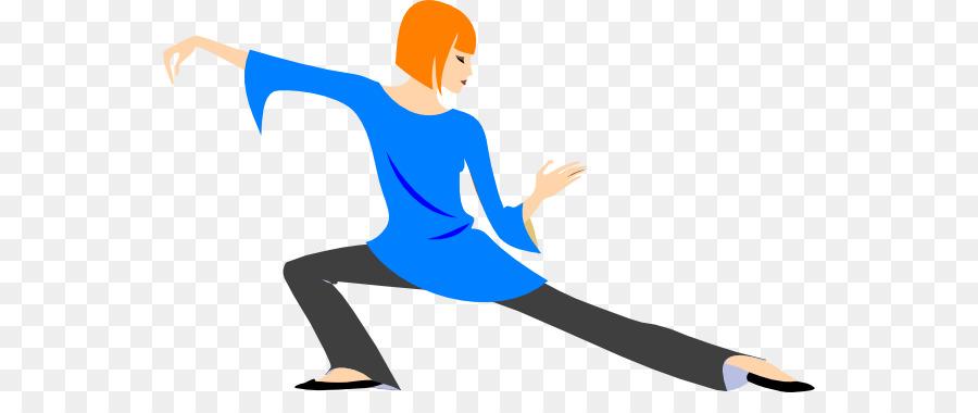 Fitness Cartoon Clipart Clothing Line Sports Transparent Clip Art