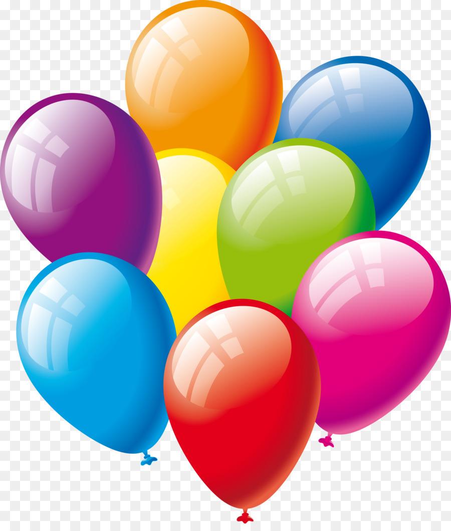 Днем рождения, картинка анимашка воздушные шары