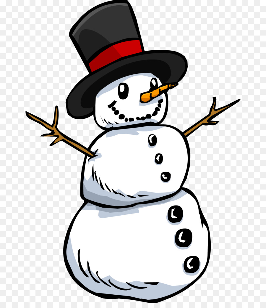 20 Foot Inflatable Snowman - Snowman - Free Transparent PNG Clipart Images  Download