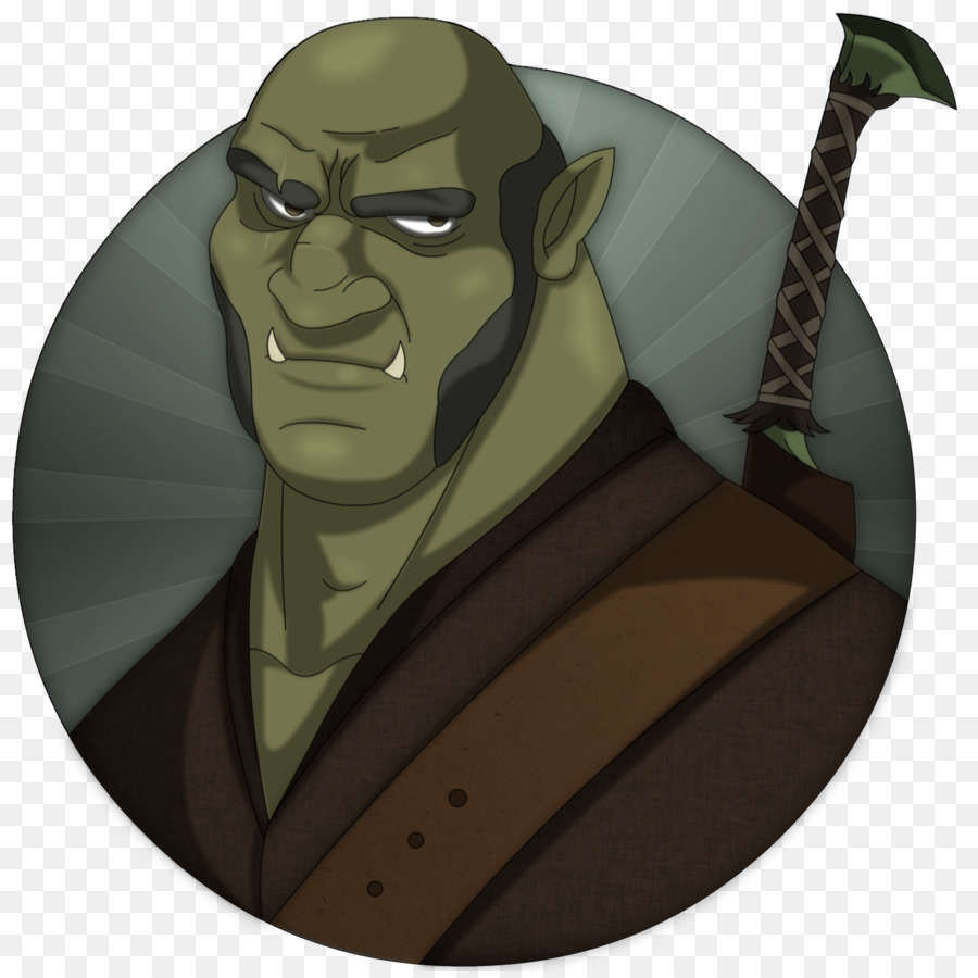 elder scrolls орки clipart Warcraft III: Reign of Chaos The Elder Scrolls V: Skyrim – Dragonborn Orc