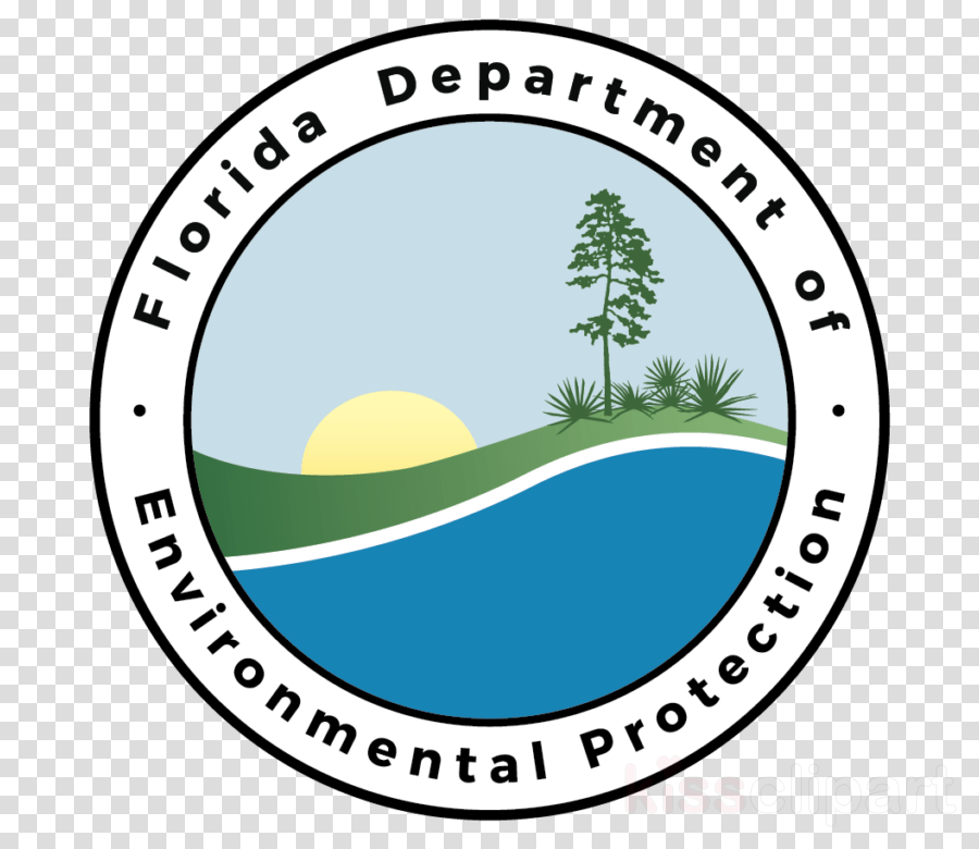 dep department of environmental protection clipart Florida Department of Environmental Protection Logo