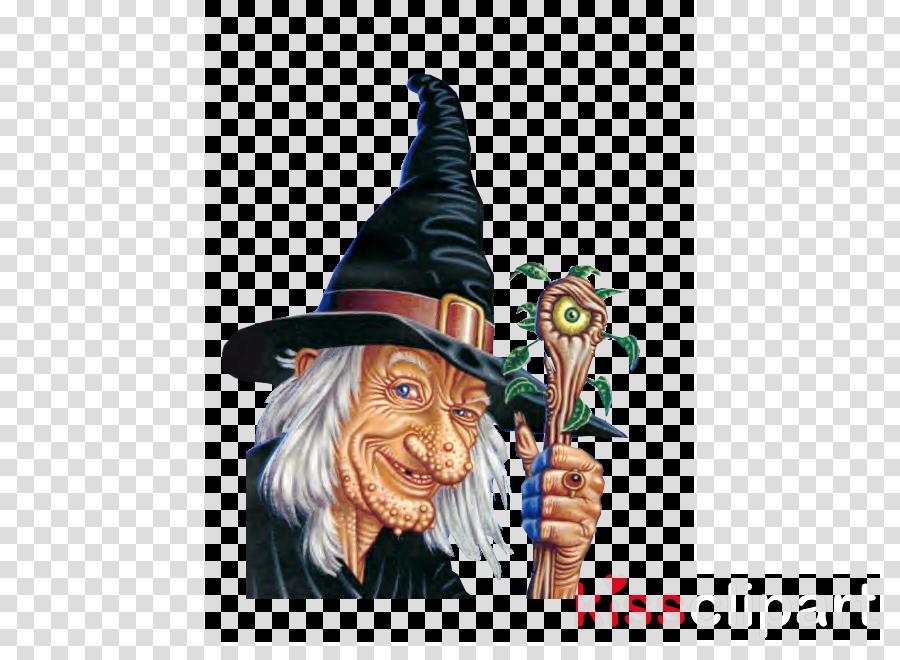 cartoon clipart witch Clip art