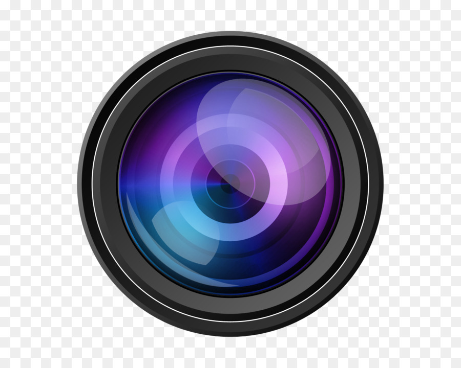 Lens flare camera. Clipart purple product transparent