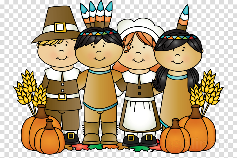 thanksgiving pilgrims and indians clipart Thanksgiving Pilgrims Clip art