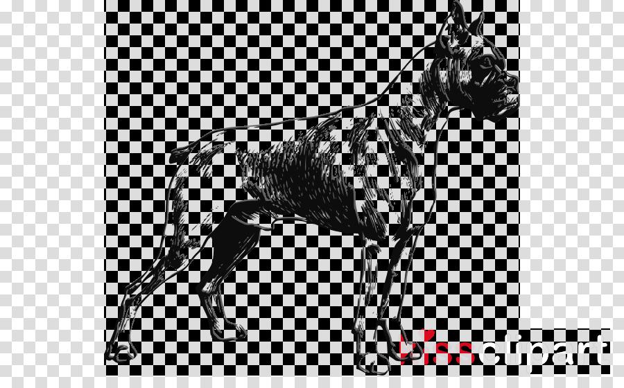 boxer pes kresleny clipart Boxer Bulldog Dogo Argentino