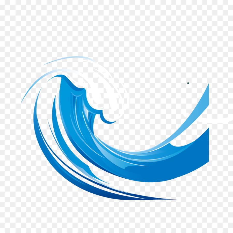 Wave Cartoon
