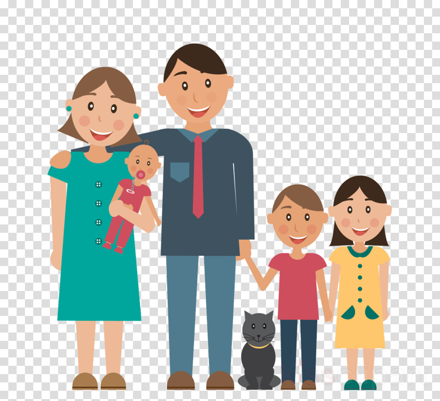 Family Father Mother Transparent Png Image Clipart Free Download