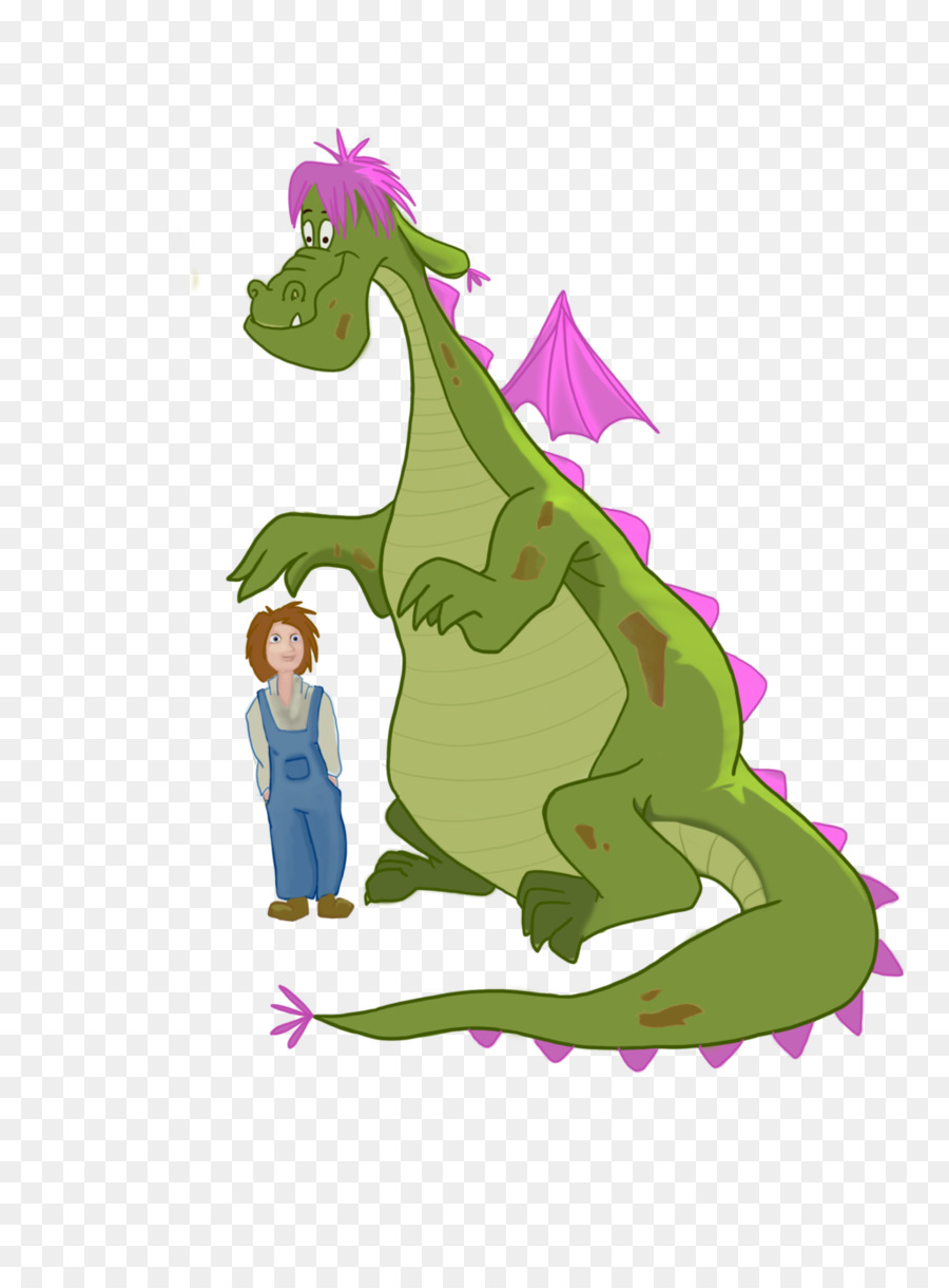 Pete's Dragon clipart Pete's Dragon