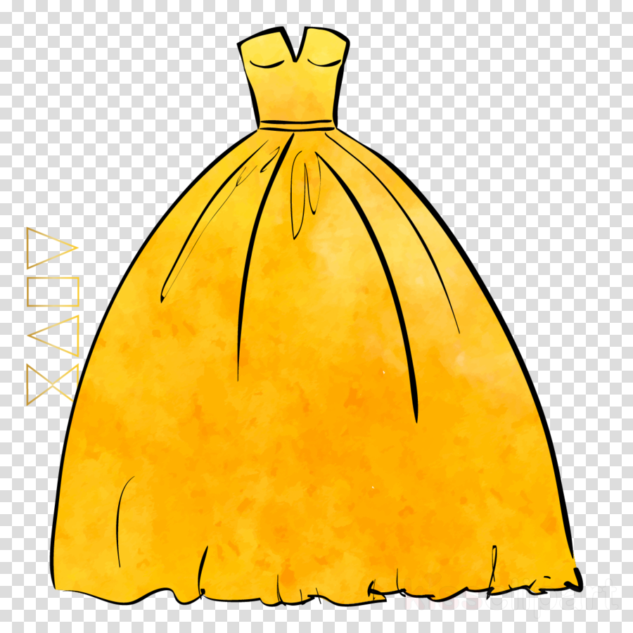Ball gown clipart Ball gown Dress