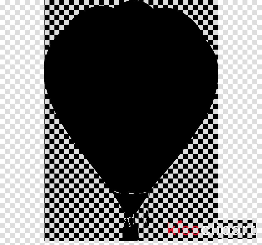 hot air balloon silhouette clipart Hot air balloon Clip art