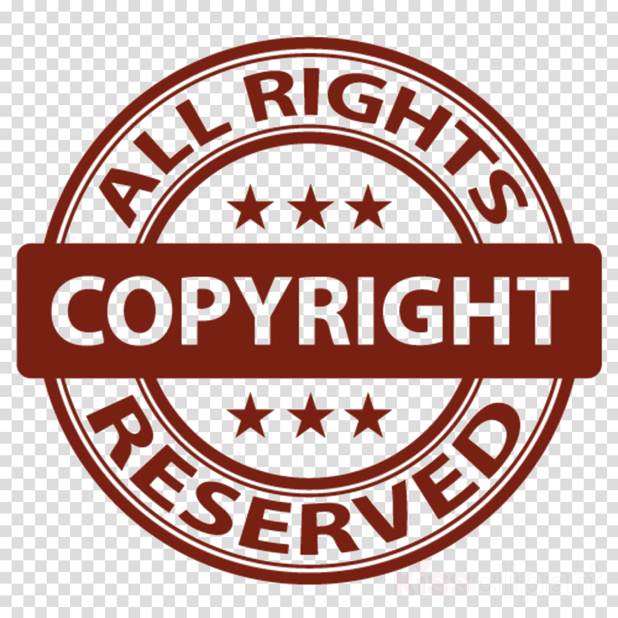 copyright all rights reserved clipart Copyright All rights reserved Clip art