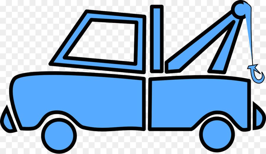 blue tow truck clip art clipart Car Tow truck Clip art