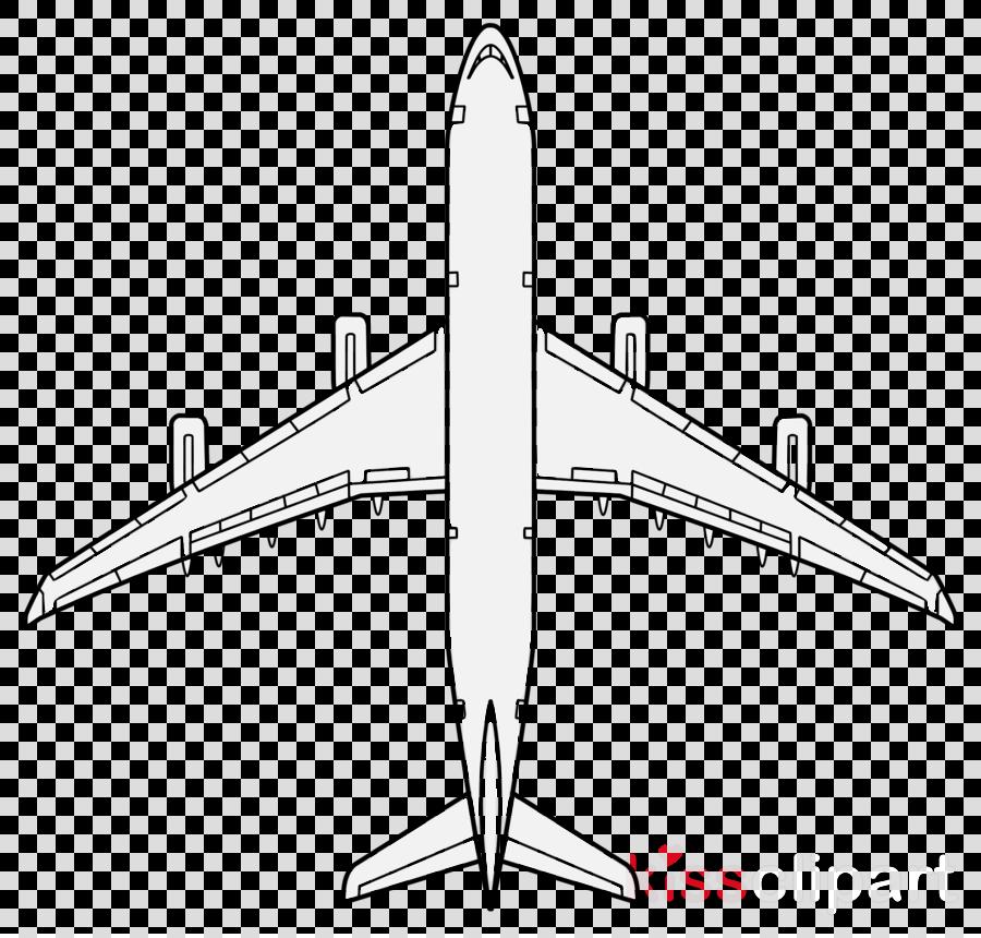 Airbus A340 clipart Airbus A340-200 Airplane