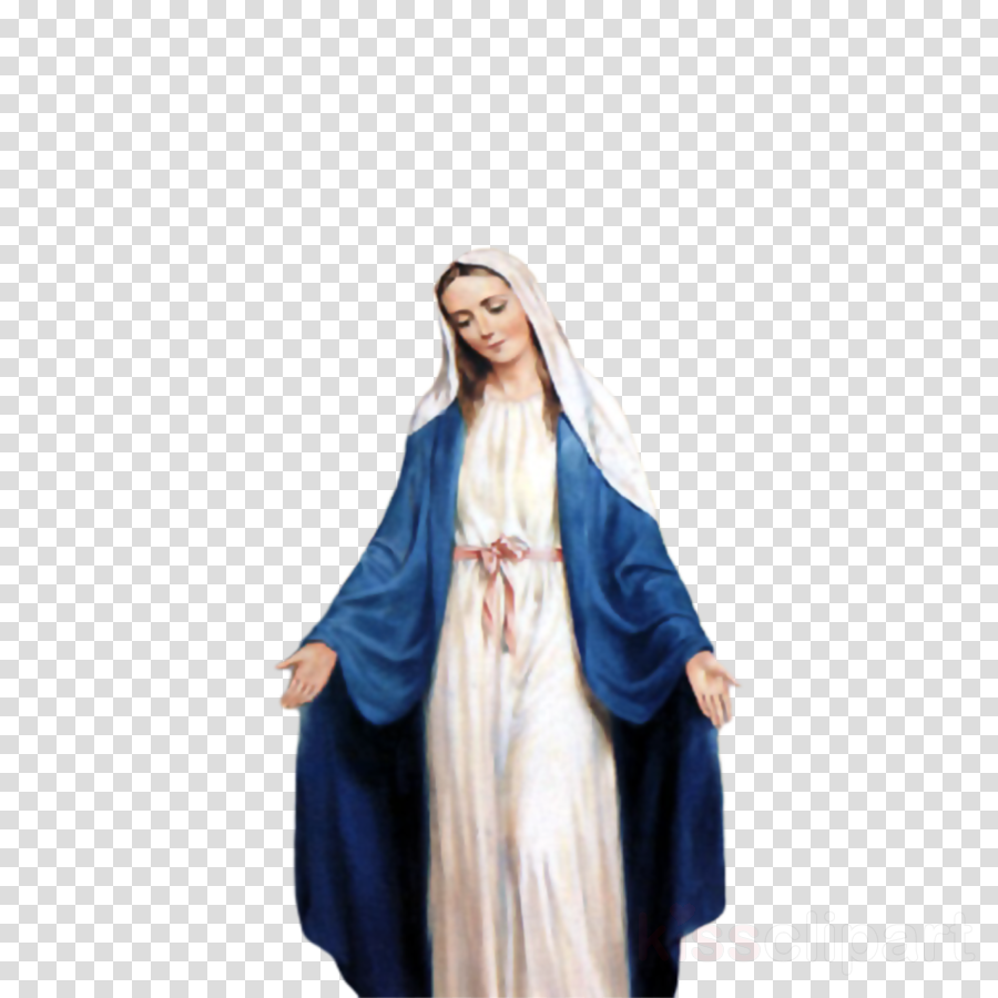 virgin mary transparent vector clipart Mary Clip art