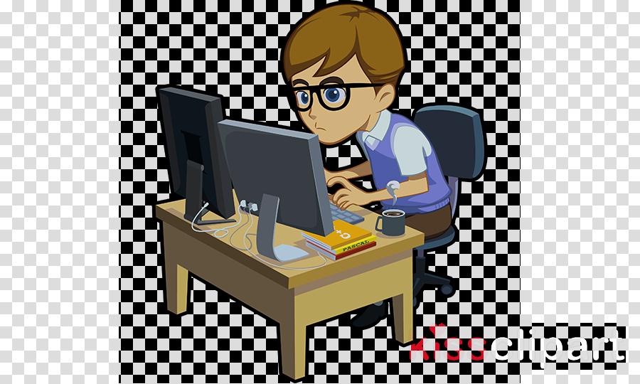Computer Information Cartoon Transparent Png Image Clipart Free