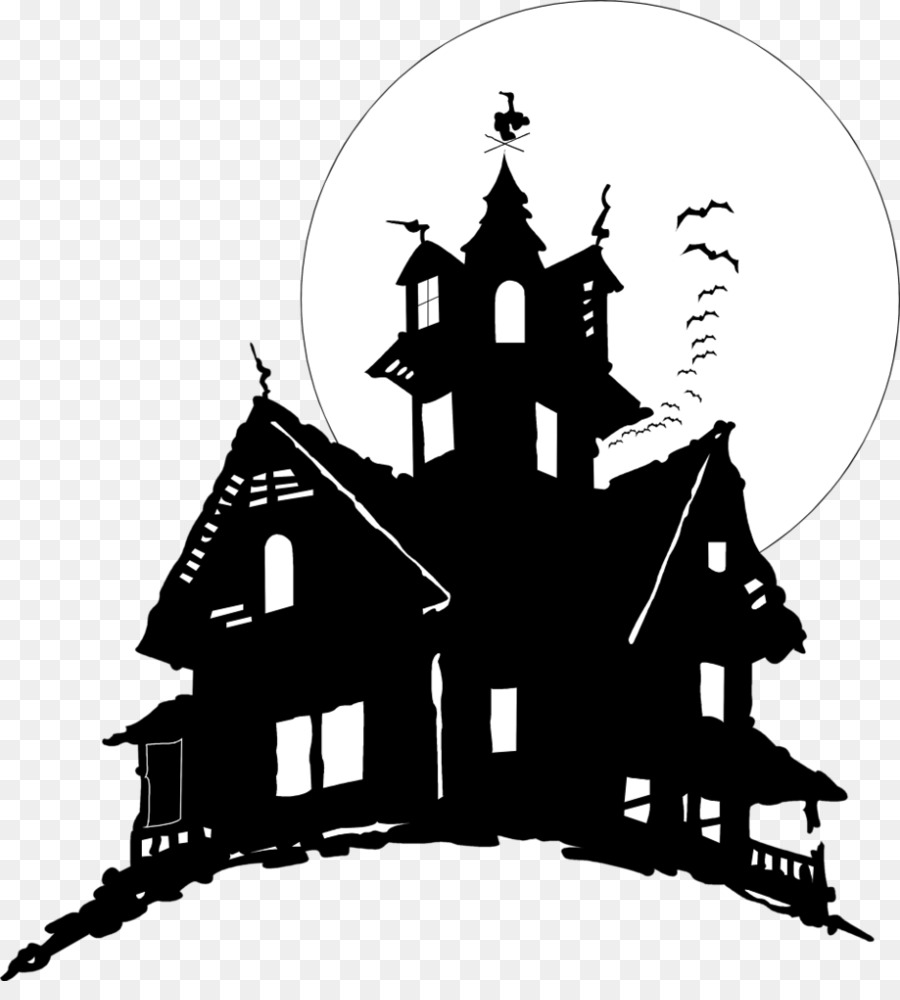 Haunted House Clip Art