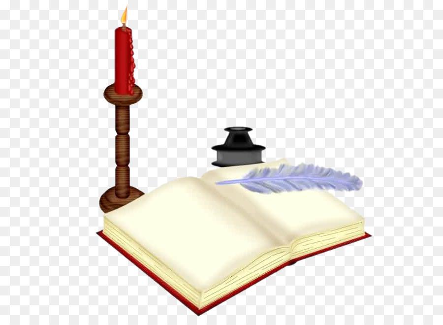 картинки книг и пера на прозрачном фоне для любого