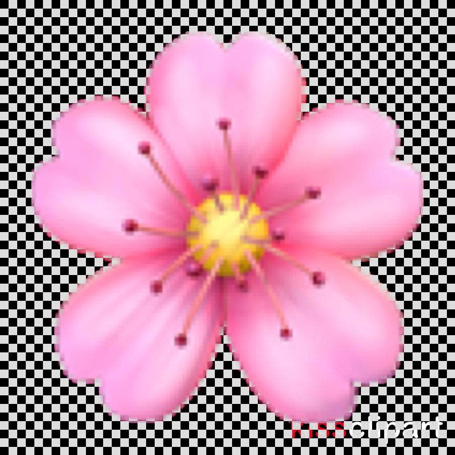 flower emoji clipart Emoji Flower Clip art