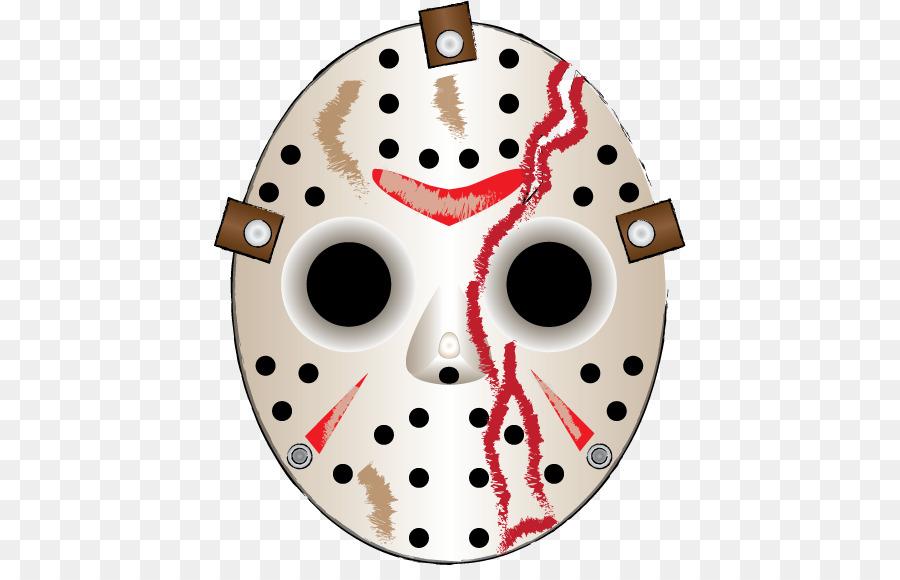 Halloween Jason Mask Cartoon.Halloween Mask Cartoon Clipart Mask Design Font Transparent