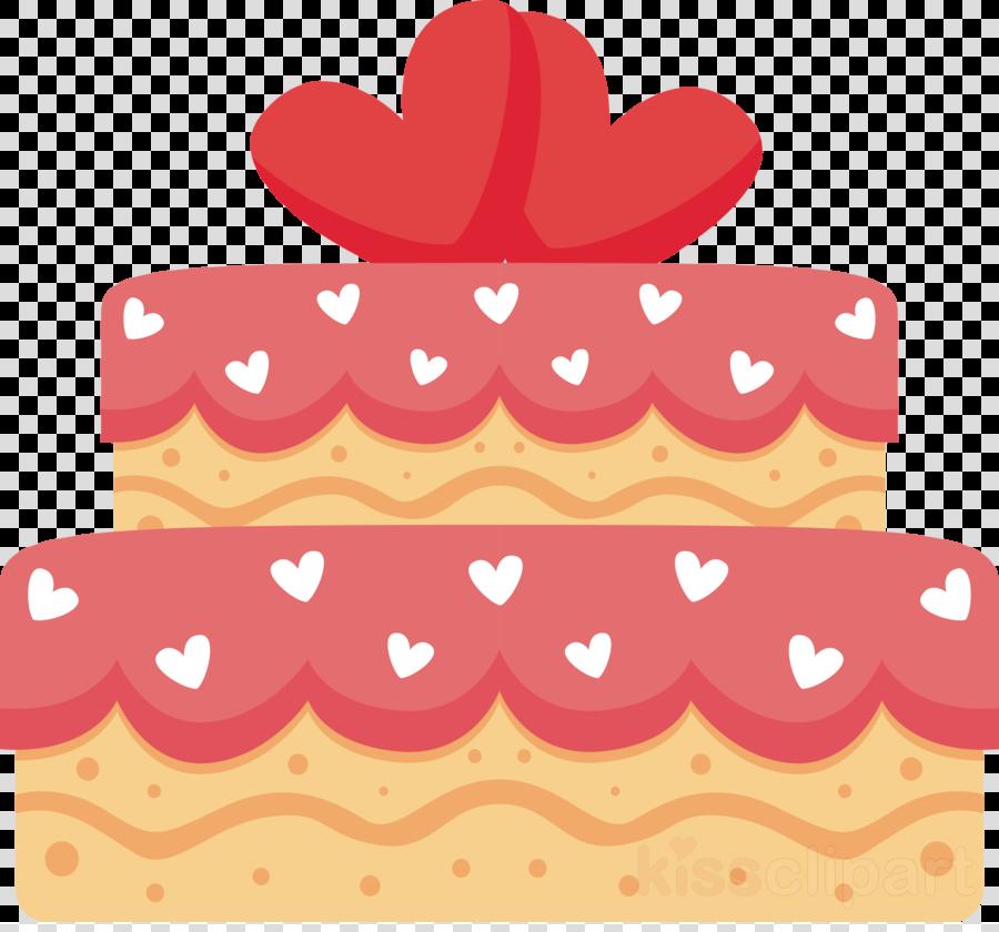 婚礼蛋糕卡通透明剪贴婚纱蛋糕