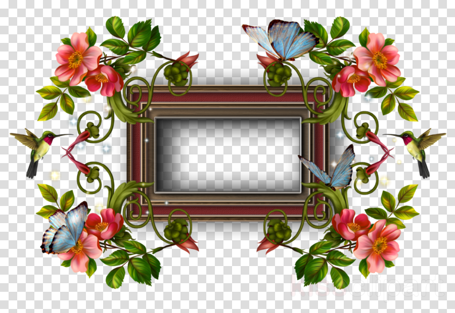 Picture frame clipart Picture Frames