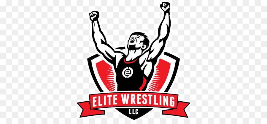 Line Logo Clipart Design Wrestling Graphics Transparent Clip Art