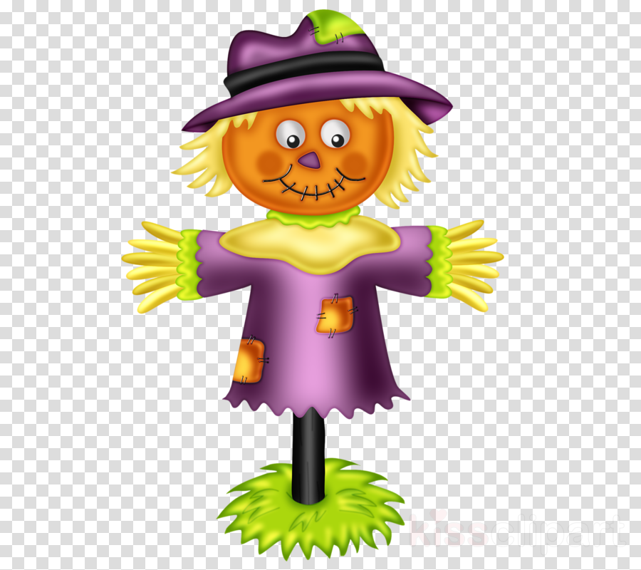 halloween cartoon scarecrow clipart Scarecrow Halloween Clip art