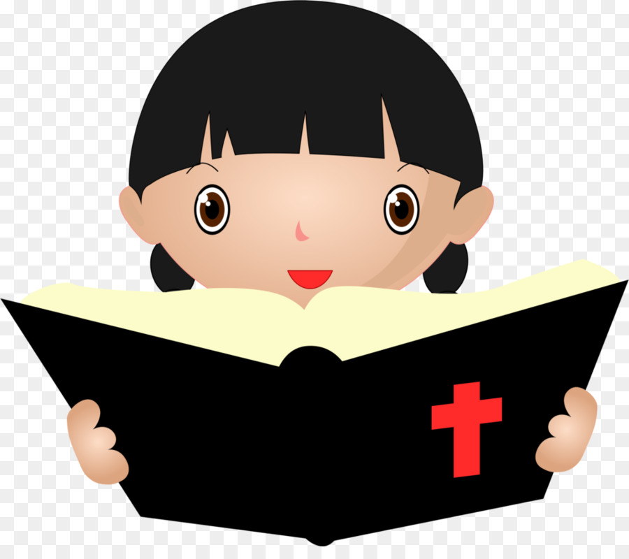children reading bible png clipart Bible study Child