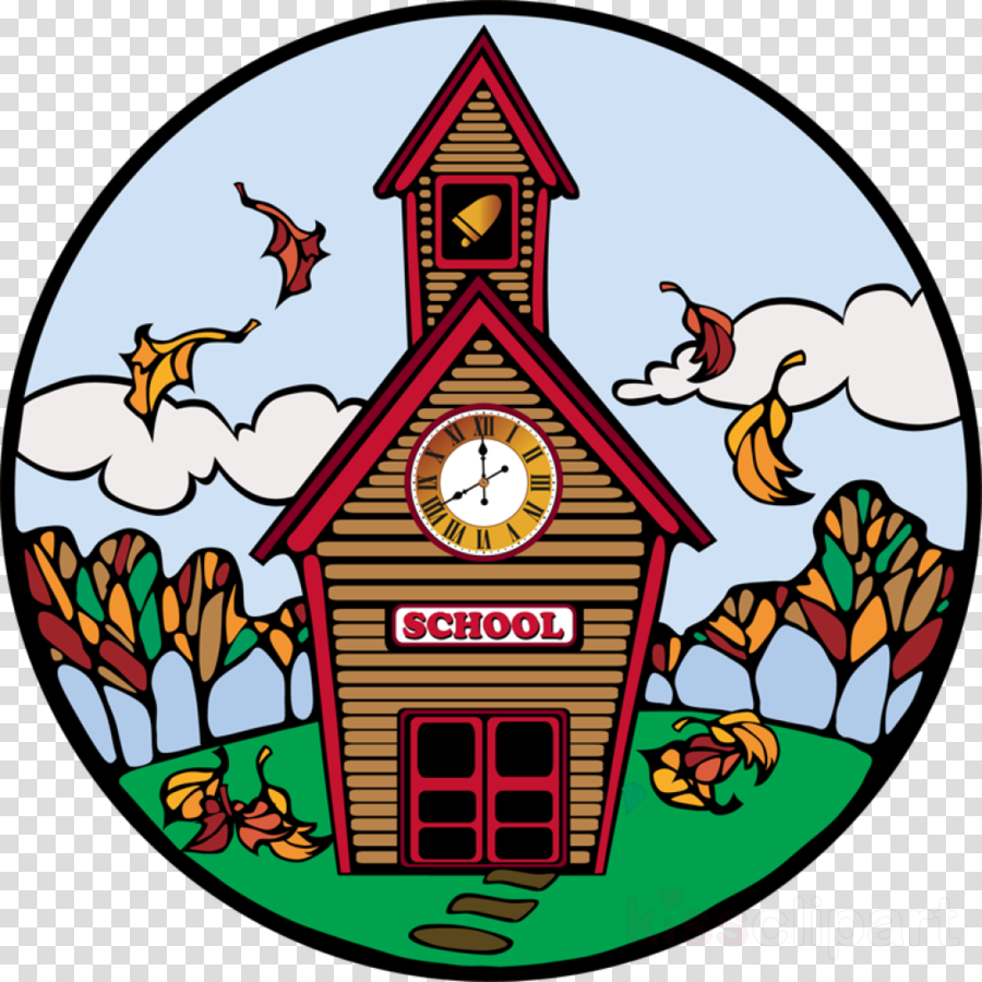 Back To School Autumn Background