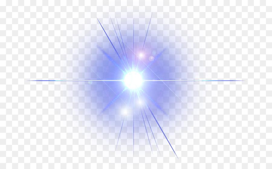 Lens flare clear. Light blue backgroundtransparent png
