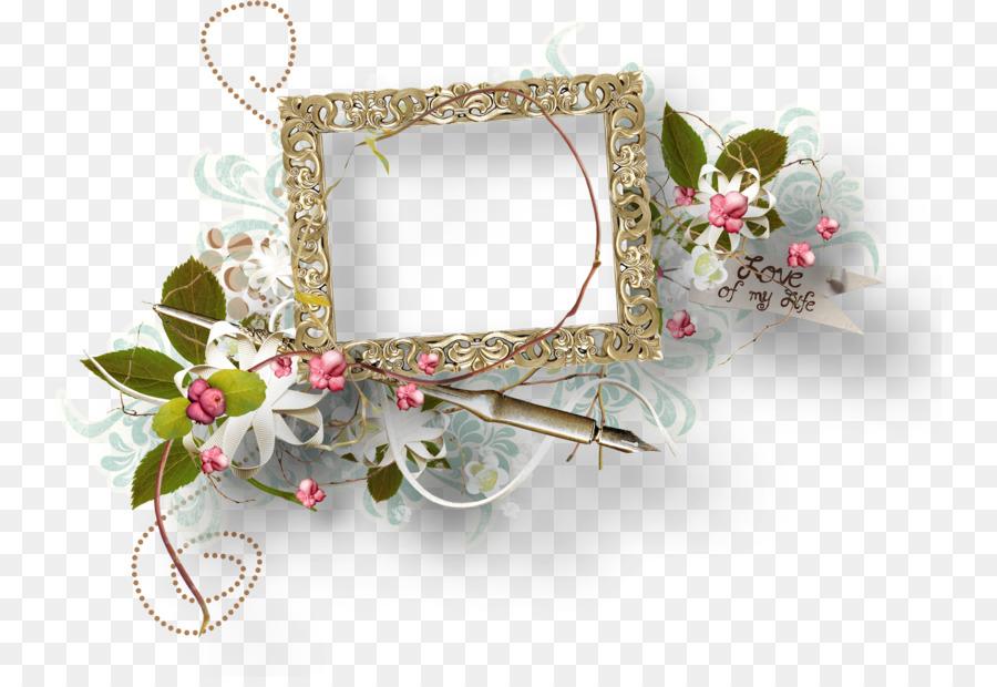floral design clipart Floral design Picture Frames
