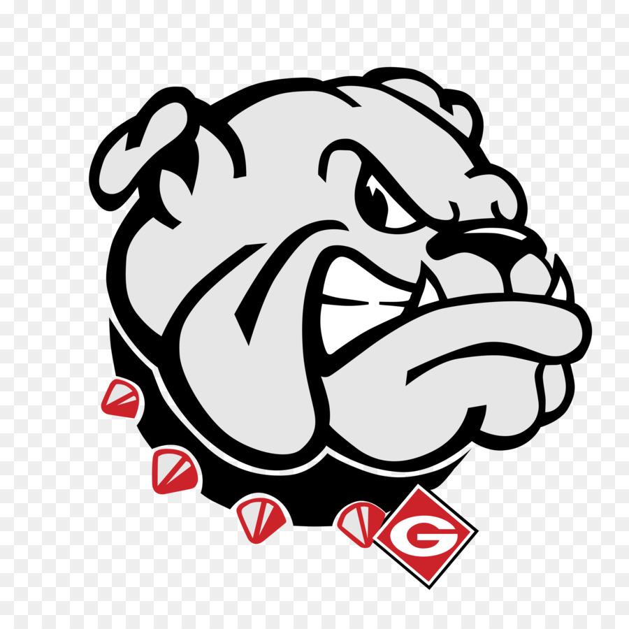 Bulldog Head Font Transparent Png Image Clipart Free Download