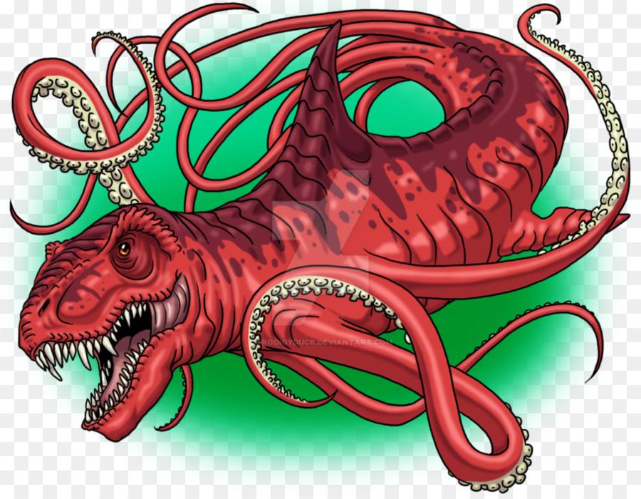 Octopus clipart Octopus Kraken Rum