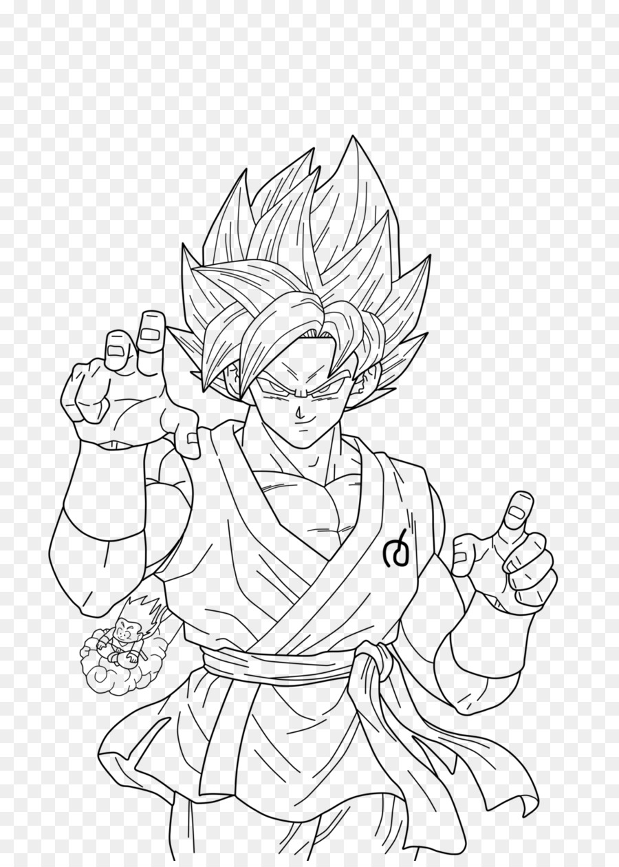 Coloriage Famille Vegeta.Collections Populaires Coloriage Dragon Ball Z Gohan Coloriage A