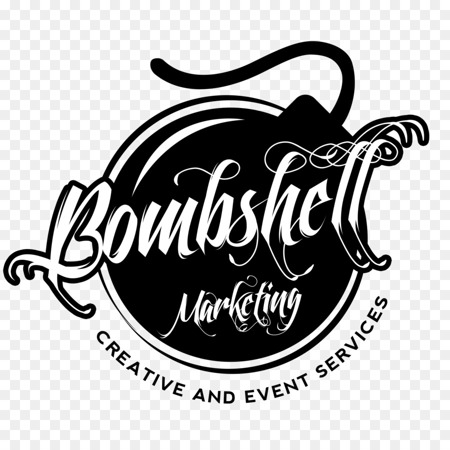 monochrome clipart Bombshell Cleaning Services Chicago