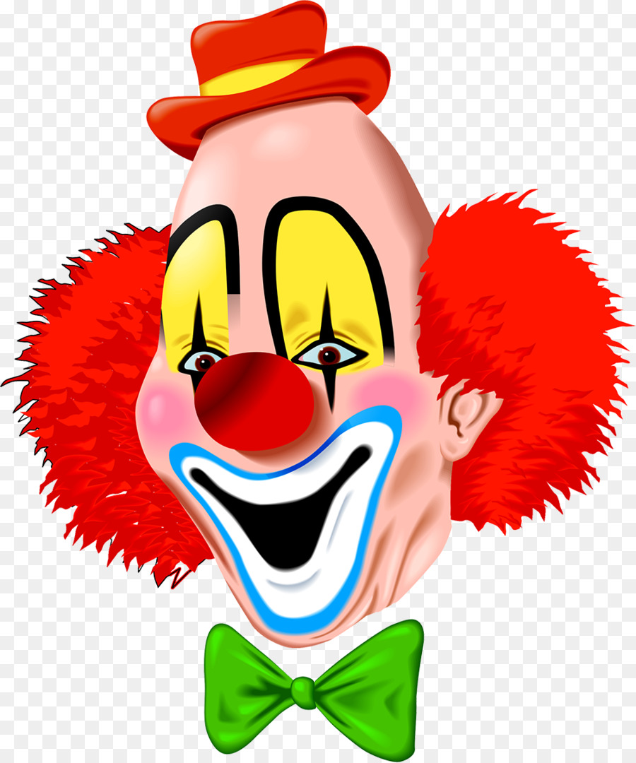 clown transparent clipart Clown Paintings Pierrot